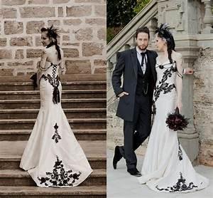 vintage gothic wedding dresses - Gothic Wedding Dresses to