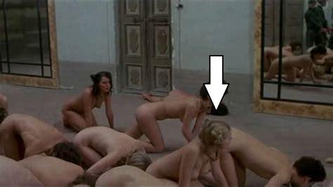 Naked Dorit Henke In Salò Or The 120 Days Of Sodom