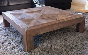 La Table Basse Carre BRUGES De Maisons Du Monde Happy