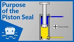 Purpose Of The Piston Seal