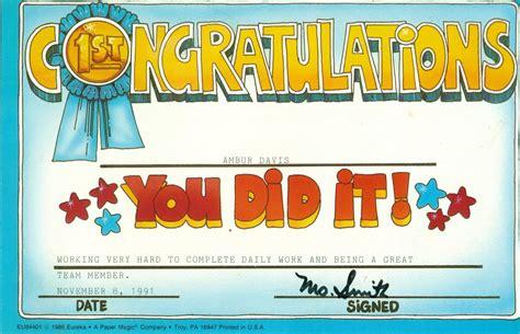 congratulations certificate templates congratulations quotes for awards quotesgram