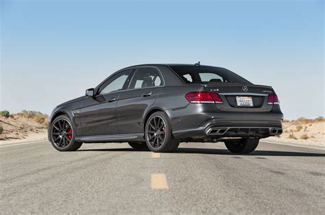 2018 Mercedes Benz E63 Amg S Vs Bmw M5 Competition Pack