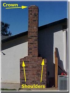 Chimney Crown Restoration - Sacramento Ca