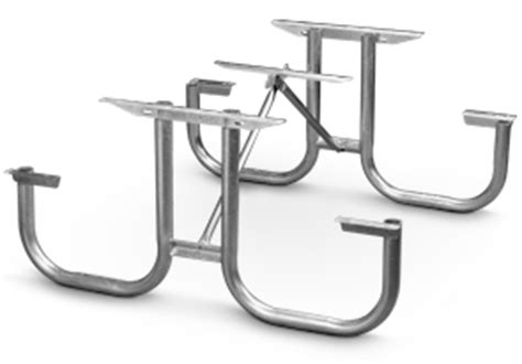 picnic table frame kit park master picnic table frame kit 14 gauge powder