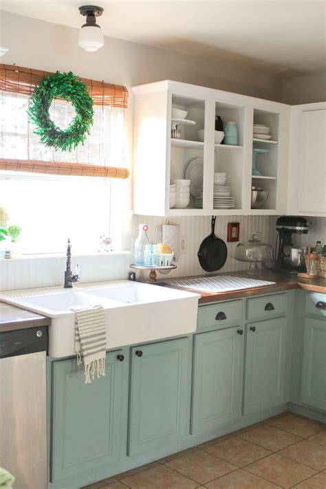 Chalk Painted Kitchen Cabinets: 2 Years Later   Kitchens