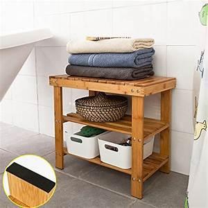 Petit Meuble A Chaussure : petit meuble rangement salle de bain salle de bain ~ Teatrodelosmanantiales.com Idées de Décoration