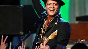 Five Fun Facts About Bruno Mars Entertainment Tonight