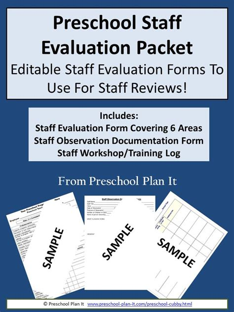 preschool lesson plans preschool themes amp more for 138 | xpreschool staff evaluation packet tpt cover.jpg.pagespeed.ic.OQz8E0VoNZ