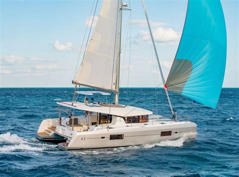 Catamaran Lagoon 42 by Lagoon 42 Catamaran Horizon Yacht Sales