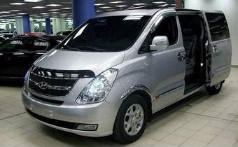 Hyundai Starex Hd Picture by 2009 Hyundai Starex Pictures 2 5l Diesel Fr Or Rr