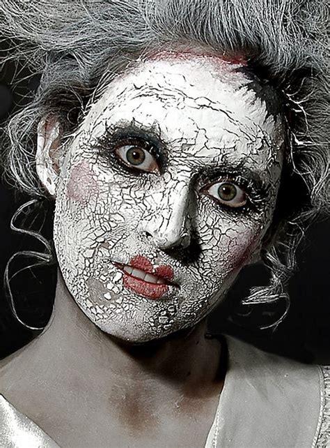 Scary Skin weiß maskworldcom