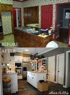 diy kitchen flooring updating a ranch home mosby building arts home is 3401