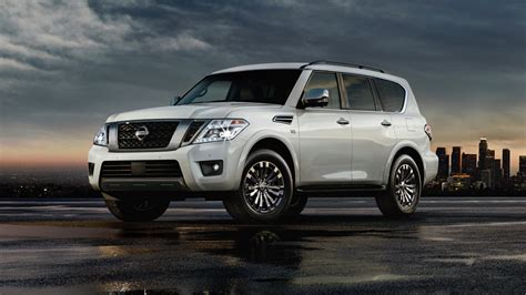 2019 Nissan Armada  Photo Gallery  Nissan Canada