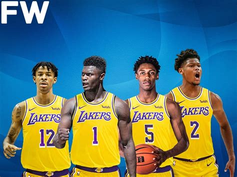 How The Lakers Can Get The Top Pick In The 2019 Nba Draft