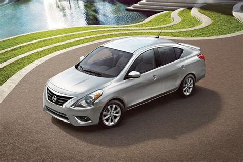2018 Nissan Versa New Car Review Autotrader
