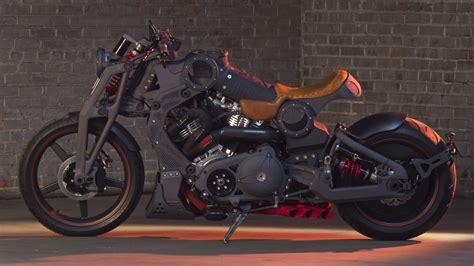 Confederate Motorcycles Unveils The R-code Combat Bomber