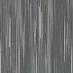 P&S International Striped Pattern Wallpaper Embossed