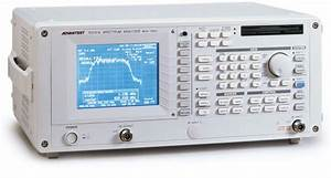 R3131a Spectrum Analyzer