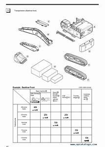 Hitachi Zx800  U0026 Zx850h Excavators Set Of Pdf Manuals