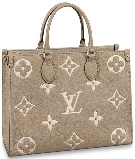louis vuitton    monogram embossed  leather bag bragmybag