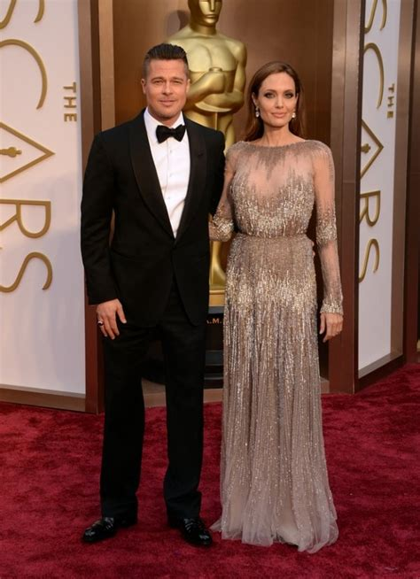 Best Dressed Couples The Oscars Celebs