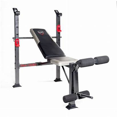 Bench Weight Workout Strength Press Standard Exercise