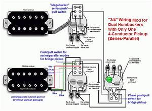 Gfs Wiring Diagram Humbucker