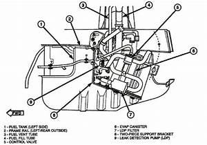 2004 Jeep Grand Cherokee Vacuum Hose Diagram