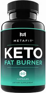 Keto Fat Burner Pills For Weight Loss - 60 Keto Burn Capsules