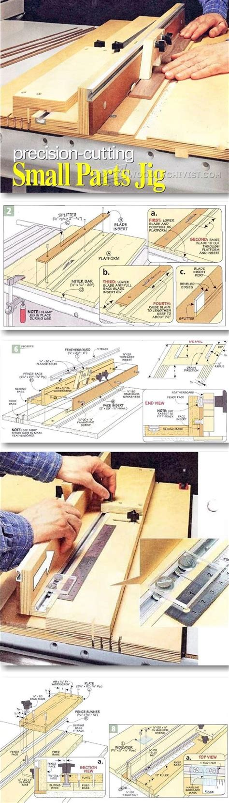 table saw cutting techniques 779 best images about woodworking jigs on pinterest