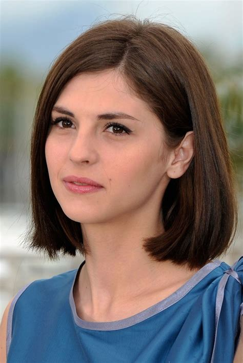 best 25 one length haircuts ideas on pinterest one