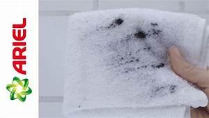 Schimmelflecken Aus Stoff Entfernen : so entfernen sie schimmel aus textilien ariel youtube ~ Orissabook.com Haus und Dekorationen