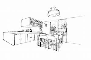 Dining Room and Kitchen by Obi-quiet on DeviantArt