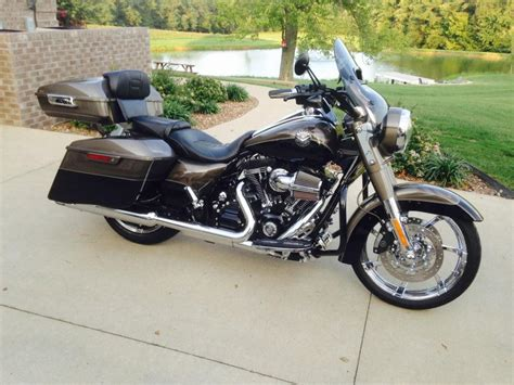 Harley Davidson Kentucky by Harley Davidson Road King Cvo Motorcycles For Sale In Kentucky