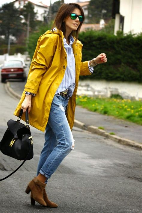 17 Best images about Things to Wear on Pinterest | Yellow raincoat Rain slicker and Rubber ...