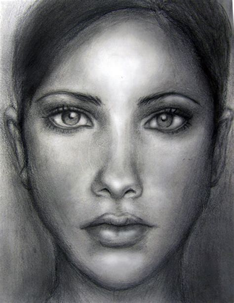 face sketch ideas  pinterest