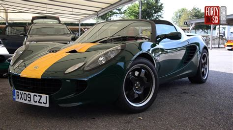 2018 Lotus Elise Sc Clark Type 25 Car Photos Catalog 2018