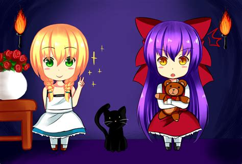 Viola And Ellen The Witch House By Asusilver On Deviantart