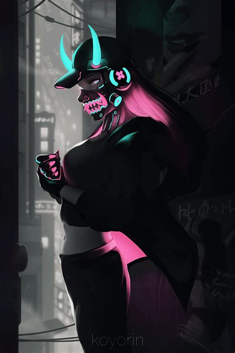 radical eve cyberpunk art cyberpunk anime cyberpunk girl