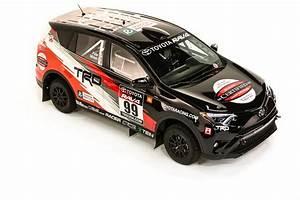 Rallye Automobile 2016 : 2016 toyota rav4 se launches silver accented style new rally racecar car revs ~ Medecine-chirurgie-esthetiques.com Avis de Voitures