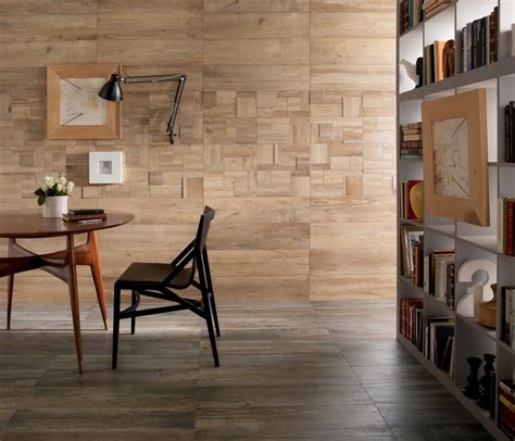 Wall And Floor Wood Look Tiles By Ariana  Designer Homes