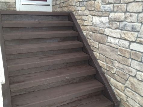 cabot deck stain in semi solid cordovan brown best deck stains stains decks and