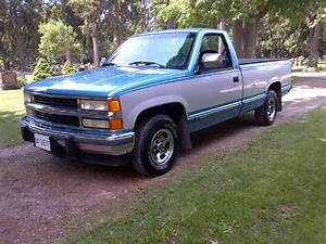 Eye Candy  1994 Chevrolet Silverado