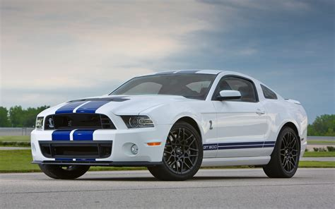 2013 Ford Shelby Gt500 First Test