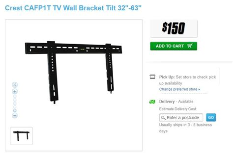 Tv Wall Brackets, What's Available And What's Right For Me