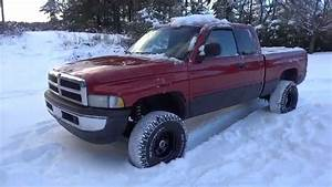 Lifted 1999 Dodge Ram 1500 Forsale