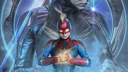 Avengers Marvel Captain Endgame Poster Wallpapers Resolution
