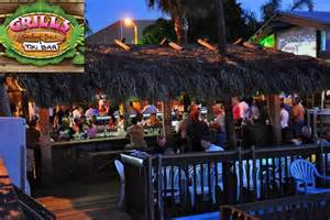 grills seafood deck tiki bar cocoabeach cocoa florida family vacation guide