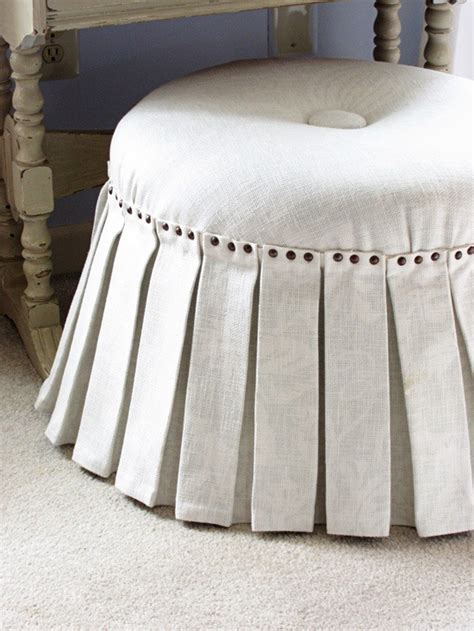 how to build an ottoman how to make a no sew ottoman part 2 in my own style
