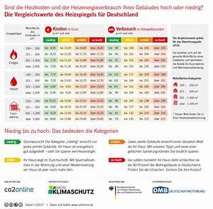 Heizkosten Berechnen Fernwärme : die vergleichswerte des heizspiegels f r deutschland heizspiegel ~ Themetempest.com Abrechnung